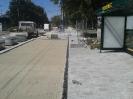 Chodniki i parking